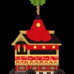 京都3大祭りの1つ『祇園祭り』
